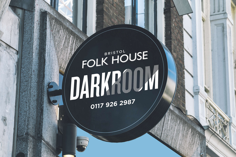 Darkroom Sign