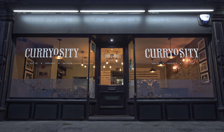 Curryosity Exterior 1