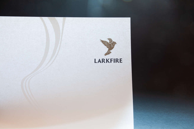 Larkfire-letterhead