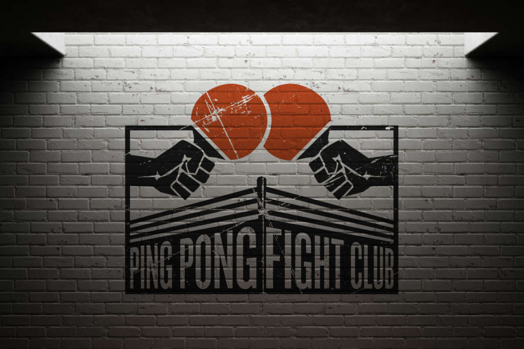 Ping Pong Fight Club