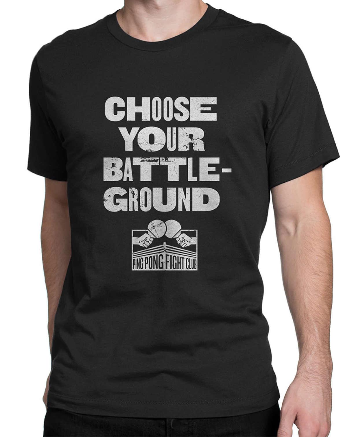 Battleground T Front