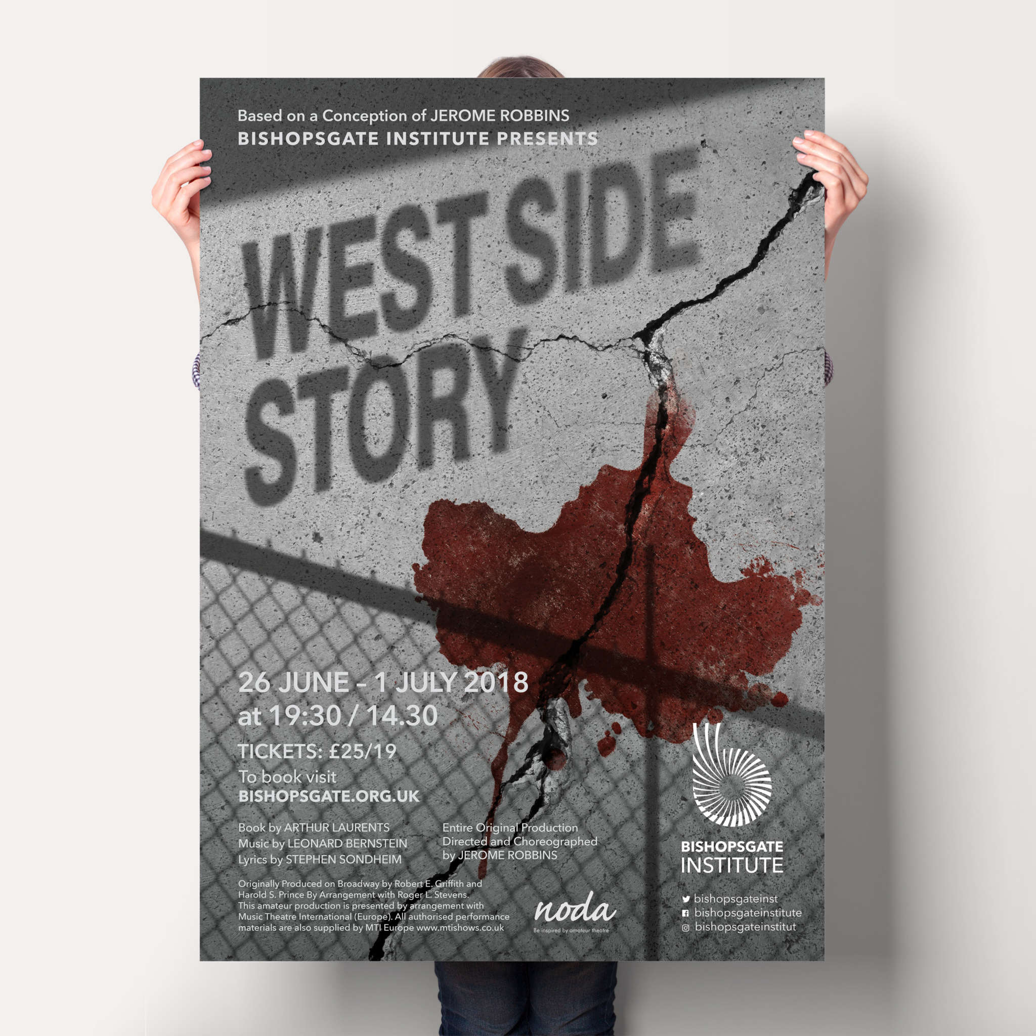 West Side Story Poster A1